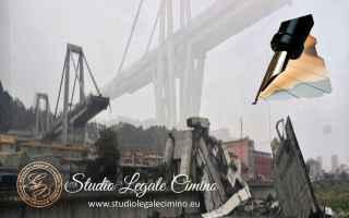 Genova: avvocato cimino  autostrade per l