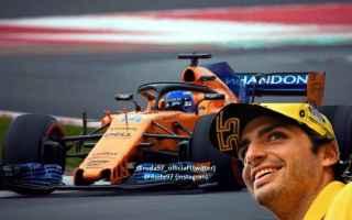 f1  formula1  mclaren  sainz