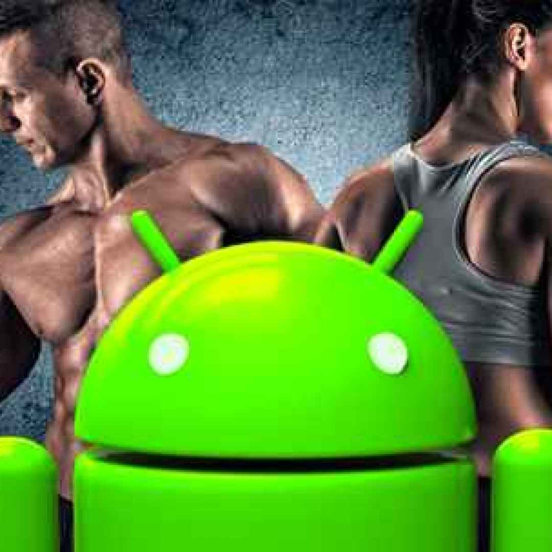 fitness  sport  android  salute  dieta  app