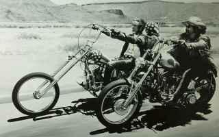 easy rider  mostra  arte  moto  veneria