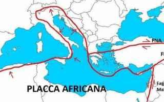italia  geologia  terremoto  attualità