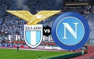 Roma, 18 agosto 2018 – Tutto pronto per Lazio-Napoli, ancora poche ore e poi allOlimpico si accend