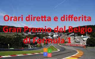f1  formula1  belgiangp