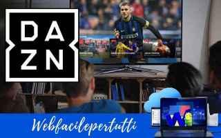Calcio: dazn streaming iptv