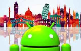Viaggi: arte  cultura  turismo  italia  android