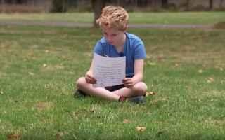 Si chiama Luis ed è un bambino di appena 8 anni affetto da fibrosi cistica. Siamo in Gran Bretagna