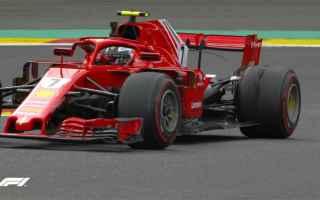 Kimi Raikkonen conferma ancora una volta, il rapporto speciale con Spa, facendo la miglior prestazio