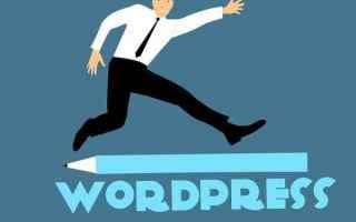 hosting wordpress spazio blog