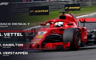 Alla vigilia di Spa, i temi del week end erano se Vettel e la Ferrari, avrebbero risposto alla stris