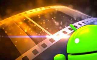 Tecnologie: video lettore android film tv
