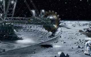 miniere spaziali  asteroidi