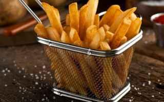 friggitrici ad aria  patatine  sane