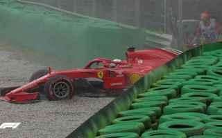Il fine settimana del Gran Premio dItalia, si apre come si era conclusa, la gara di Domenica scorsa
