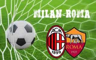 Serie A: seriea  milan  roma