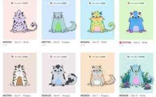 Soldi Online: criptovalute  gatti  tecnologia  informa