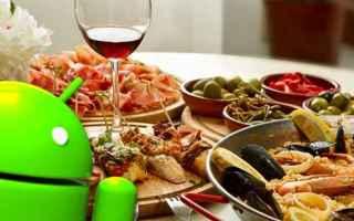 cucina  ricette  cibo  android  italia