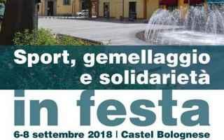 castel bolognese  sport.solidarietà