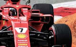 Formula 1: formula 1  ferrari  raikkonen  monza