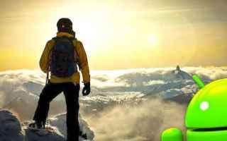 Viaggi: altimetro  android  sport  montagna  apps