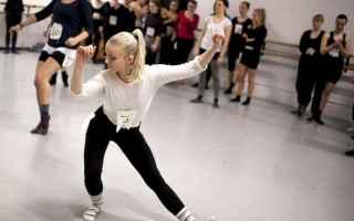 Teatro: danza  audizione  lavoro  casting