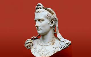 Storia: caligola caliga antica roma