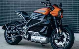 moto  moto elettrica  harley-davidson