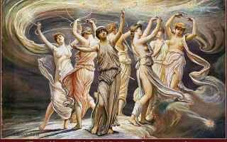 Cultura: elettra  pleiadi  splendente  zeus