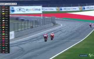 La Moto Gp arriva in Italia, con lobiettivo di far dimenticare ai tifosi, la cancellazione del Gran