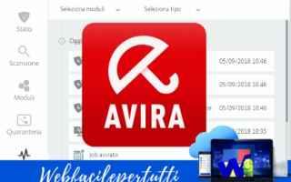Sicurezza: avira antivirus sicurezza