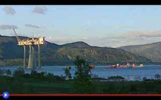 Tecnologie: piattaforme  mare  oceano  norvegia