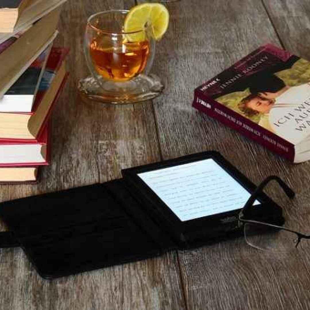 pubblicare libro  ebook amazon