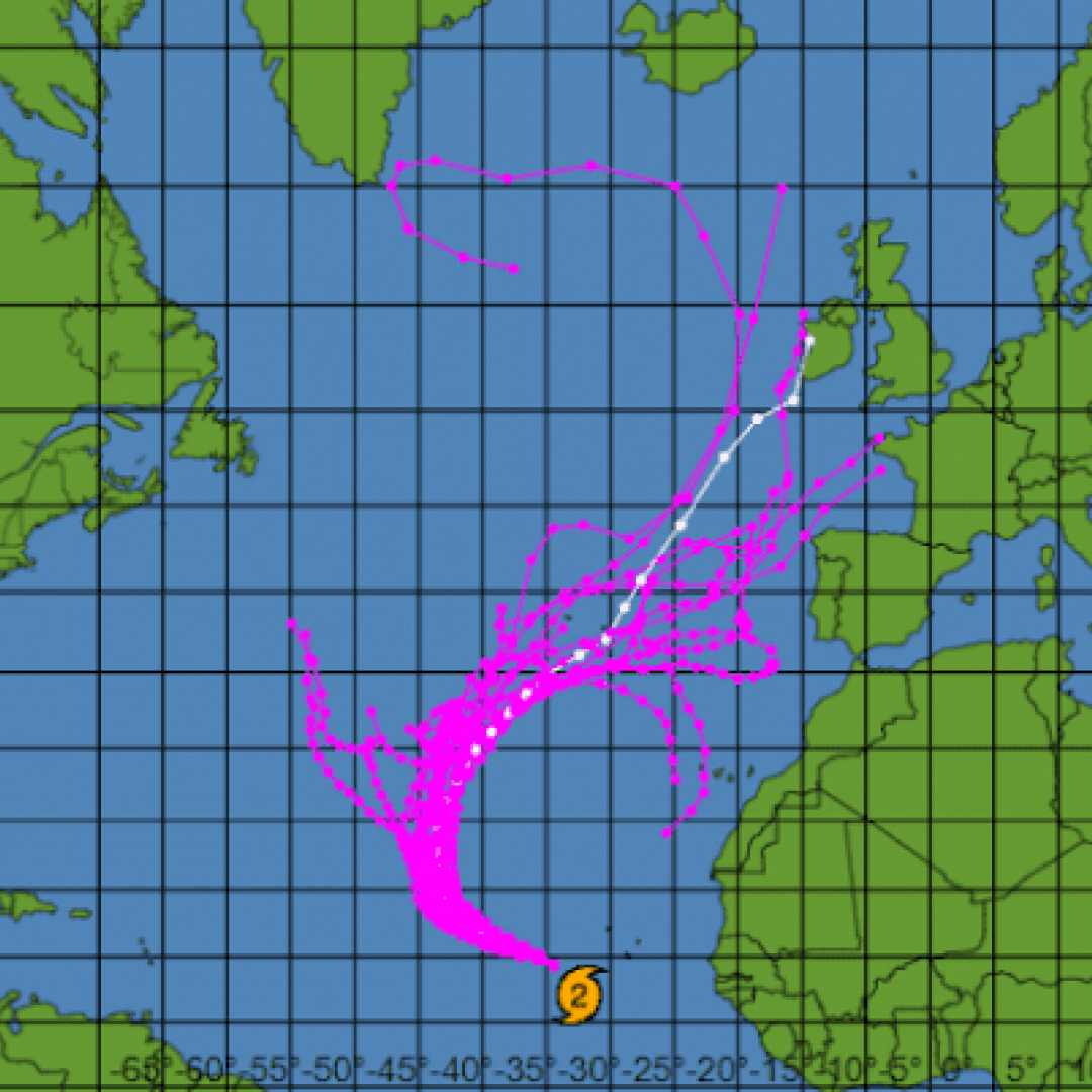 uragano helene  clima  meteo