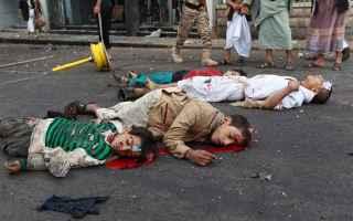 dal Mondo: yemen  guerra