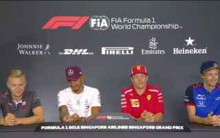 Formula 1: f1  formula1  singaporegp  raikkonen