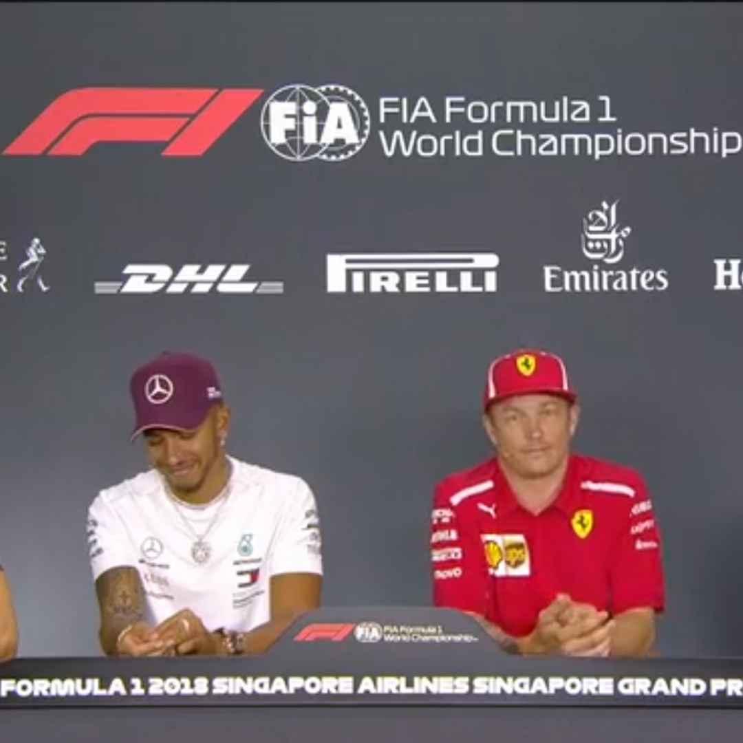 f1  formula1  singaporegp  raikkonen