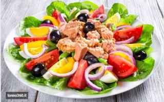 Alimentazione: salute  pesce  tonno  invecchiamento