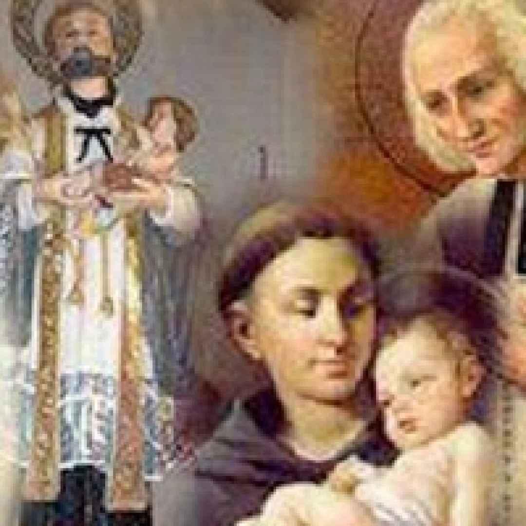santi oggi  calendario  beati  15 agosto