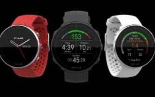 Gadget: smartwatch  fitness  polar