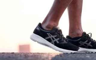 asics  scarpe da corsa  scarpe