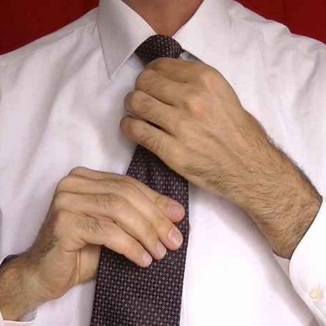 interpretazione sogni  sognare cravatta