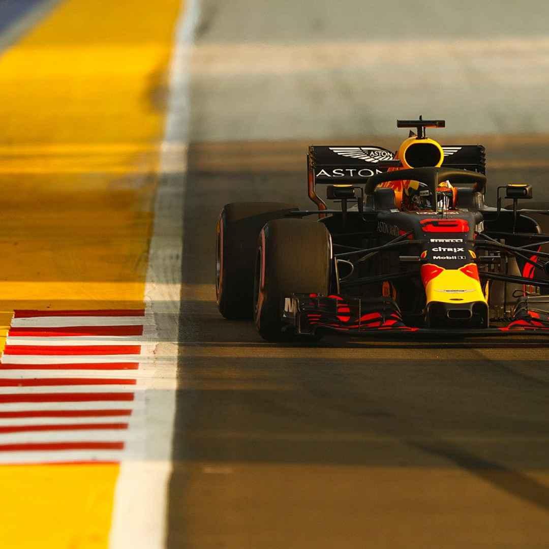 f1  formula1  fp1  singaporegp