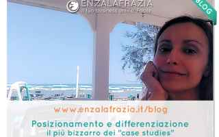 Web Marketing: differenziazione  marketing