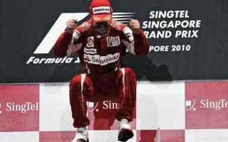 Formula 1: formula 1  singapore  ferrari  alonso