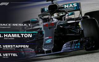 Vittoria importantissima di Lewis Hamilton, che mette una serie ipoteca, per riconfermarsi campione