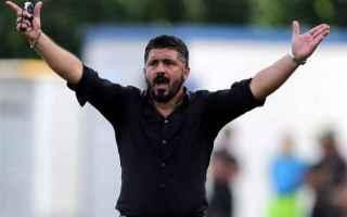 Serie A: milan  gattuso