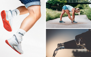 Fitness: sport  crampi  runner  prevenzione