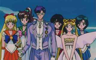 anime  cartoons  sailor moon  anni