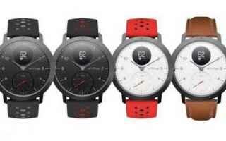Hardware: wearable  orologio ibrido