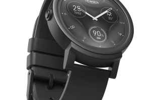 Tecnologie: smartwatch ticwatch  display oled 1 4