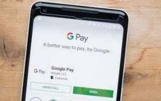 Soldi Online: google  google pay  pagamenti